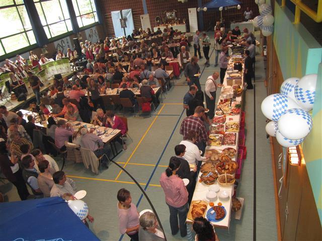 Oktoberfest-Brunch 2014