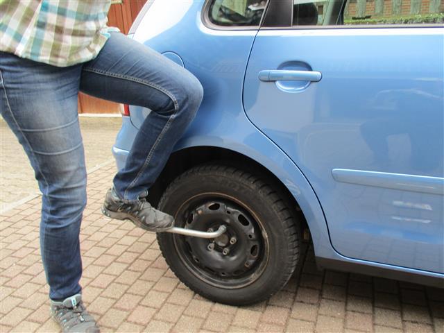 Reifen wechseln (0.5)