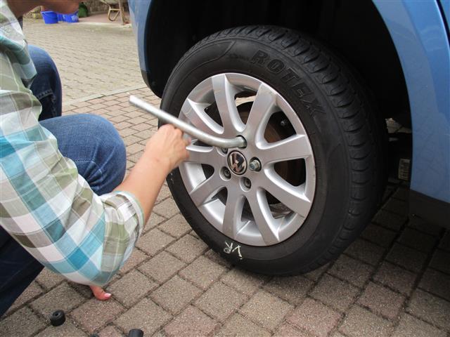 Reifen wechseln (22)