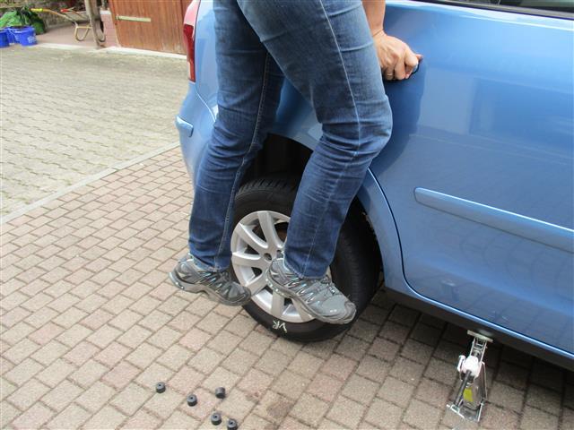 Reifen wechseln (4)
